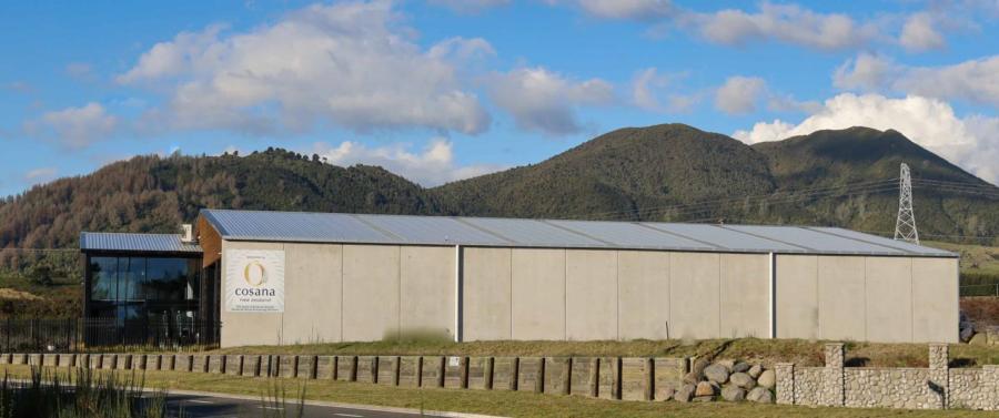 NZにマヌカハニー製造の自社工場を設立/コサナ